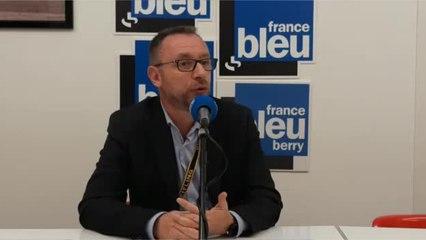 Didier Lefresne, directeur de l'aéroport de Châteauroux, invité de France Bleu Berry
