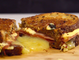 Grilled Colby Cheese Sandwich with Onion Chutney - 7/20