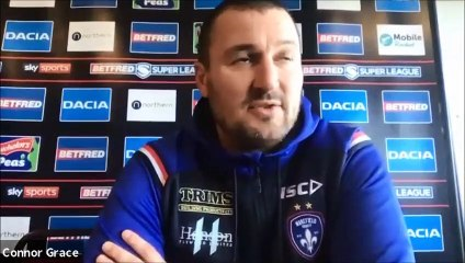 Wakefield Trinity boss Chris Chester on Covid latest and Sam Williams rumours
