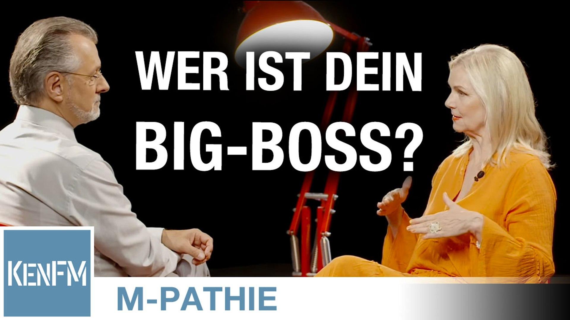"""M-PATHIE – Zu Gast heute: Ellen Michels – """"Wer ist Dein Big-Boss?"""""""