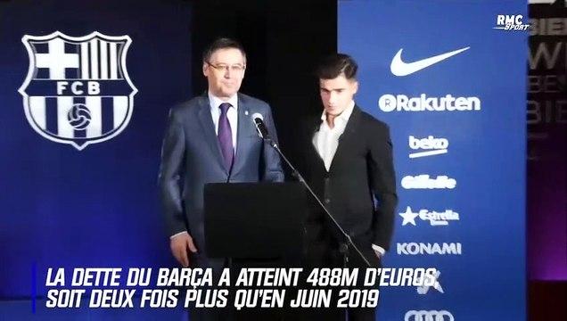 Liga : Nouveau conflit salarial au Barça avec ses joueurs ?