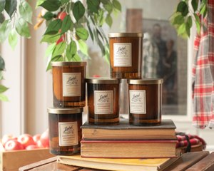 Erin Napier and Laurel Mercantile Co. Debut 'Mama's House' Candle For Fall
