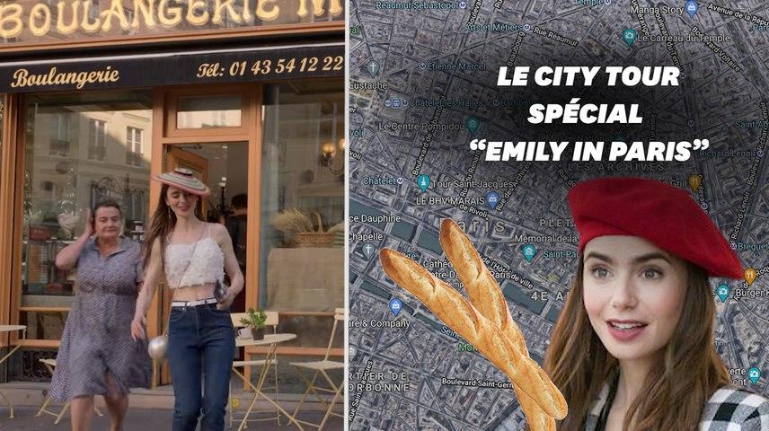 """Avez-vous reconnu tous les lieux de la série """"Emily in Paris""""?"""""""