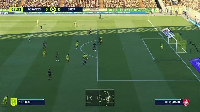 FC Nantes - Brest : notre simulation FIFA 21 (L1 - 7e journée)