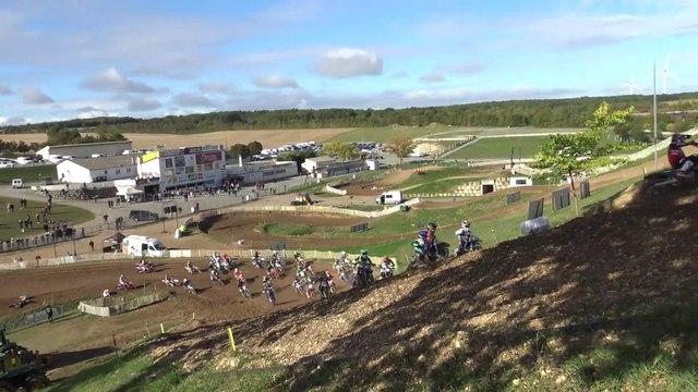 Saint Jean d' Angély  : Motocross 2020