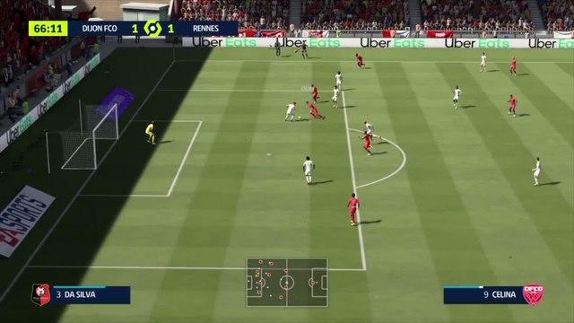 Dijon - Rennes : notre simulation FIFA 21 (L1 - 7e journée)