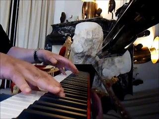 blues for to morrow  impro piano vladimir mitz