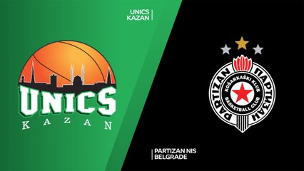 7Days EuroCup Highlights Regular Season, Round 3: UNICS 93-70 Partizan