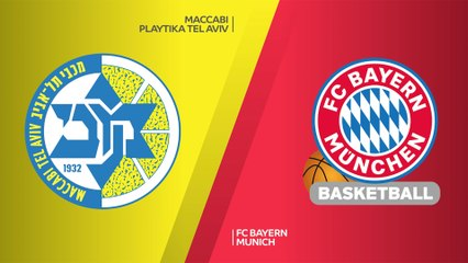 EuroLeague 2020-21 Highlights Regular Season Round 3 video: Maccabi 82-85 Bayern