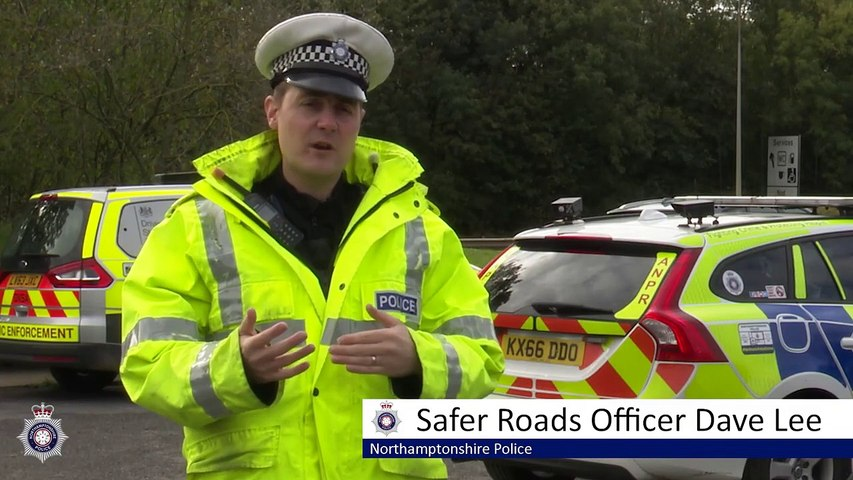 Northants Police carrying out roadside checks as part of Operation Journey
