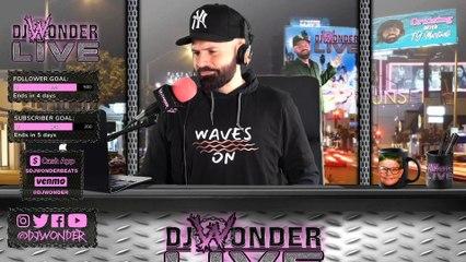 DJ Wonder LIVE - Special Episode - Waves On Brand