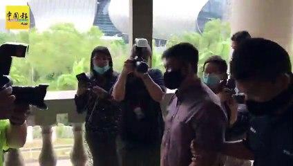 末沙布前政治秘书  控5贪污罪