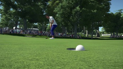 PGA Tour 2K21 - 3-Hole Game Mode Trailer