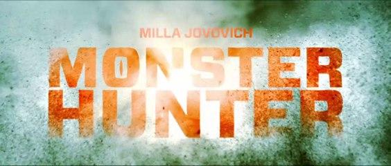 MONSTER HUNTER (2020) Trailer VO - HD
