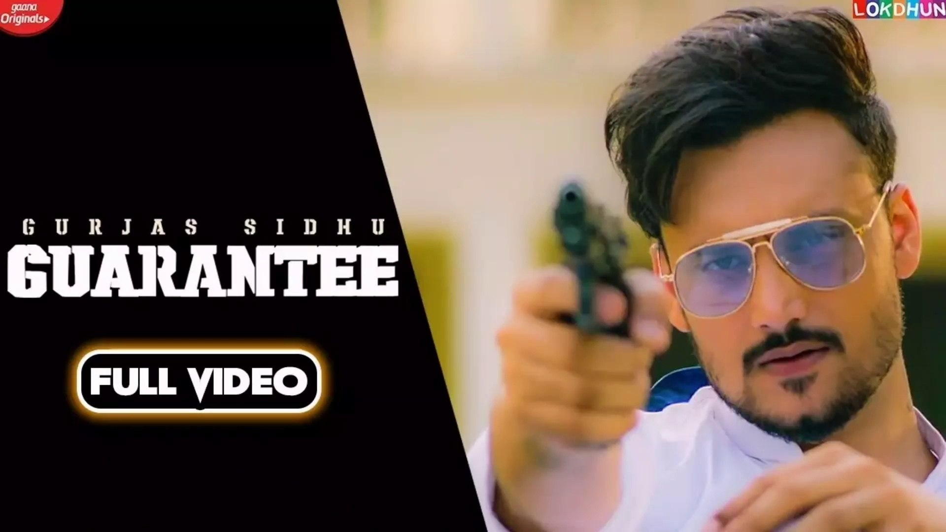 Guarantee - Gurjars Sidhu (Official Video) | Latest Punjabi songs 2020