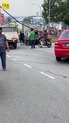 神志不清   男子连撞3车  袭击消拯员遭警逮捕