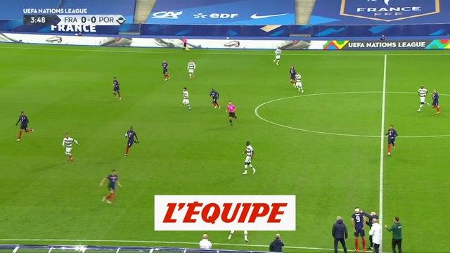 Focus sur Danilo : Passes longues - Foot - L1 - PSG