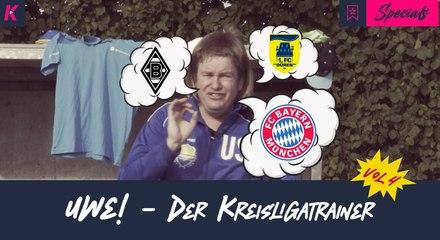 Düren fordert den FC Bayern und Uwe sagt was er von der Nations League hält!