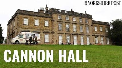 Cannon Hall History