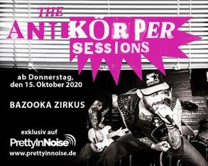 BAZOOKA ZIRKUS – Schöner Proll (The Antikörper Sessions)