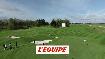 Le National dans la zone - Golf - Performance