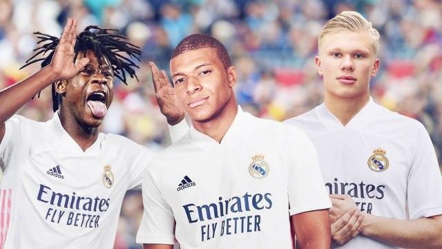 Les plans incroyables du Real Madrid pour le mercato 2021 | Oh My Goal