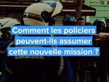 Couvre-feu : comment les policiers peuvent-ils assumer cette nouvelle mission ? - Reportage TL7 - TL7, Télévision loire 7