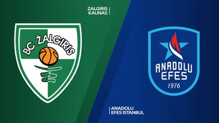 EuroLeague 2020-21 Highlights Regular Season Round 4 video: Zalgiris 89-73 Efes