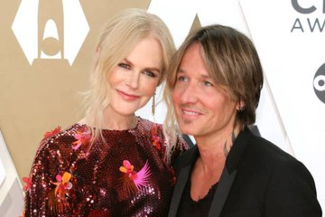 When Keith Urban Needs a Break From Nicole Kidman and His Kiddos He Heads to His Closet