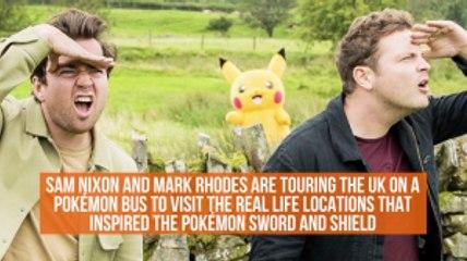 Get On The Pokémon Bus