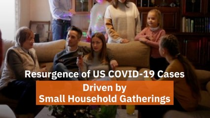 COVID-19 Is Surging