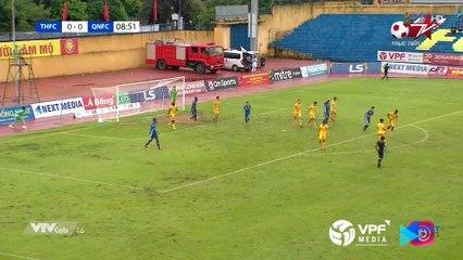 Highlights | Thanh Hóa FC – Quảng Nam FC | 3 điểm nhờ dấu ấn ngoại binh | VPF Media