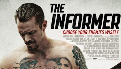 The Informer Movie trailer - Joel Kinnaman, Ana de Armas, Rosamund Pike, Common, Clive Owen