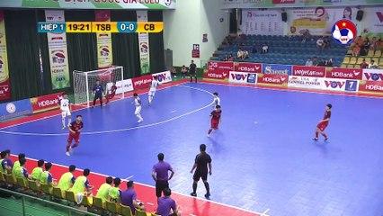 Highlights | Thái Sơn Bắc - Cao Bằng | Futsal HDBank VĐQG 2020 | VFF Channel