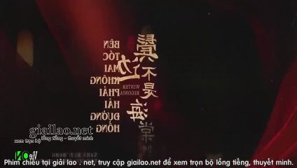 Bên Tóc Mai Không Phải Hải Đường Hồng Tập 18 HTV7 long tieng tap 19 xem phim ben toc mai khong phai hai duong hong tap 18