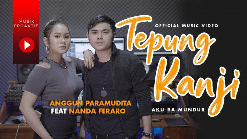 Anggun Pramudita Ft. Nanda Feraro - Tarik Sis Semongko |Tepung Kanji (Official Music Video)
