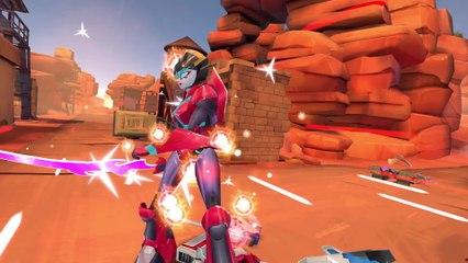Transformers Battlegrounds - Gameplay Trailer