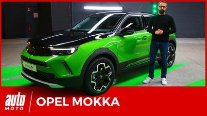 Opel Mokka : premier contact avec le nouveau SUV compact, produit en France