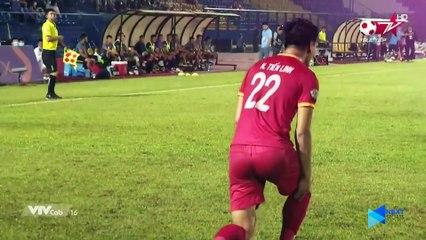 Nguyễn Tiến Linh vs. Sài Gòn - Lốp bóng đẳng cấp thế giới trong ngày thầy Park dự khán - NEXT SPORTS