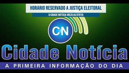 Assista ao programa Cidade Notícia desta sexta-feira (16) pela Líder FM de Sousa-PB