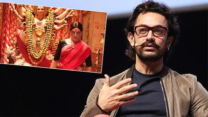 Aamir Khan Reacts To The Trailer Of Akshay Kumar Starrer Laxmmi Bomb