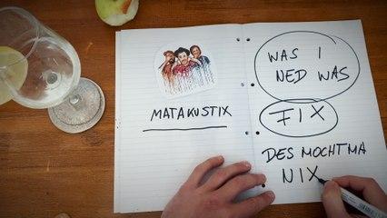 Matakustix - Wos I Ned Was