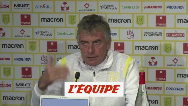 Gourcuff : «Il y a urgence» - Foot - L1 - Nantes