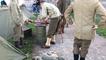 A Saint-Nazaire, un épisode de la Seconde Guerre mondiale se joue sous l'œil de la caméra