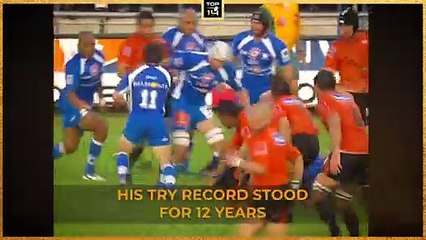 REMEMBERING LAURENT ARBO AND HIS 12 YEAR TRY RECORD