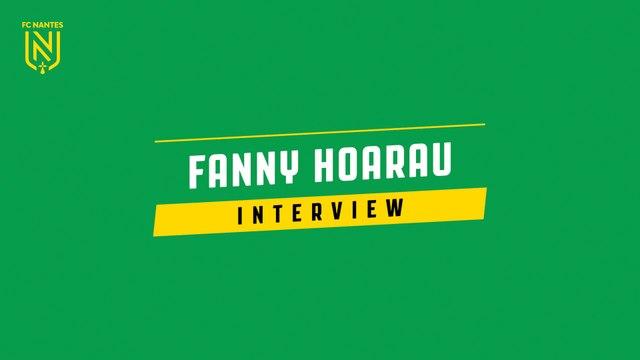 """Fanny Hoarau """"Une très bonne intégration"""""""