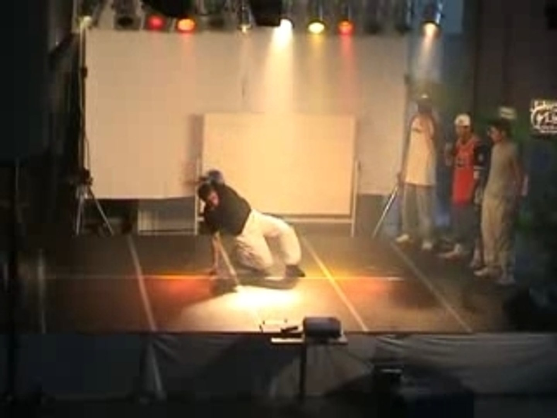 B-boys teush and flash 2008
