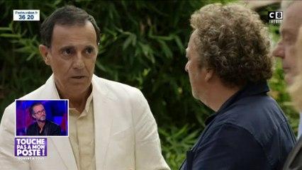 Thierry Beccaro a fait son grand retour à la télé dans Commissaire Magellan !