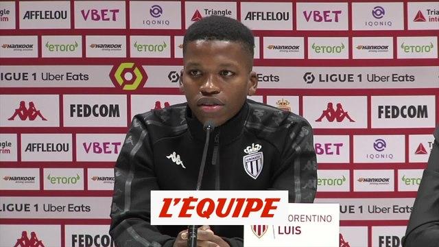 Florentino Luis : «Ravi de m'être engagé à Monaco» - Foot - L1 - ASM