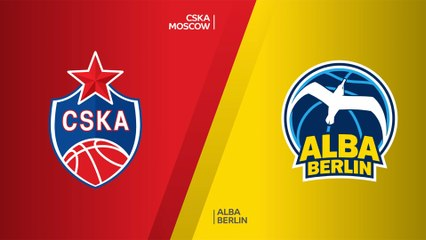 EuroLeague 2020-21 Highlights Regular Season Round 4 video: CSKA 88-93 ALBA